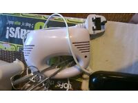 hand mixer electric like new
