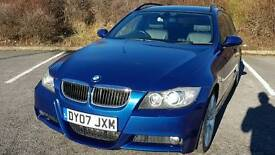 2007 BMW 320D 163HP FULL PACK M fantastic condition