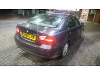 2005 BMW 320d se automatic 108k grey full leather long mot can deliver Engine A1 Bargain