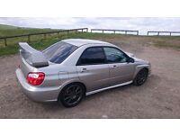 Subaru Impreza STI 2.0 Widetrack DCCD 340 bhp ANY CHEAP PX WELCOME Evo Civic Type R