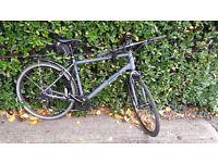 Bicycle - Pinnacle Lithium 1 2016 Hybrid Bike - With UPGRADED tyres - Mens bicycle