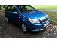 Chevrolet, AVEO, Hatchback, 2011, Manual, 1206 (cc), 5 doors