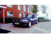 BMW 520d efficient dynamic