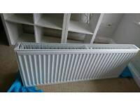Brand new double radiator