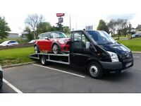 Car vehicle transportation/recovery collection delivery service derby area