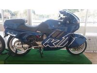 BMW K1 fully restored very rare 1000cc flying bric