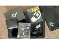 PlayStation 3 Gran Turismo 5 Exclusive Merchandise Gift Box