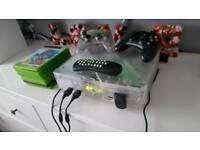 Original Crystal Xbox Bundle