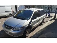 Chrysler Grand  Voyager 2002 very good condition
