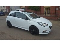 LIMITED EDITION VAUXHALL CORSA 1.4 2016 1 OWNER 11K MILES PARKING ASSIST BLUETOOTH CRUISE CONTROL