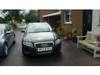 Audi a4 estate avant 2.0 turbo diesel