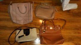 4 stylish handbags