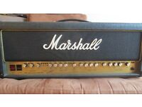 MARSHALL ANNIVERSARY 6100 AMPLIFIER HEAD.