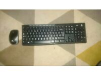BLUETOOTH KEYBOARD AND MOUSE