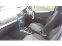 2006 (56) Silver Vauxhall Astra 1.4 Petrol 5Dr Hatchback