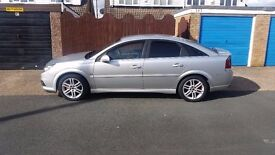 Vauxhall Vectra C 1.8 Petrol + Gas conversion