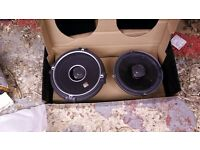 Car 2 way Speakers JBL-GTO628 (18Watts) 6-3/4