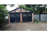 Freehold Lock up Garages for sale
