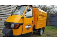 Piaggio Coffee / Cocktail Van
