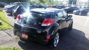 2015 Hyundai Veloster Base-$70/Wk-Bluetooth-Alum-USB/AUX/CD/MP3- London Ontario image 2