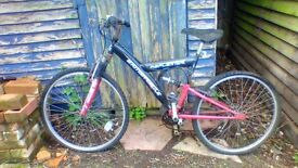 BRITISH EAGLE REFLEX GENTS MOUNTAIN BIKE