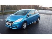 **2012 PEUGEOT 208 1.4 ACCESS PLUS HDI*FREE TAX*F.S.H*FINANCE AVAILABLE*