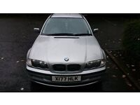 BMW 3 Series s-type for sell or exchange