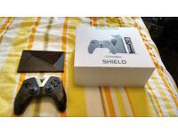 Nvidia Shield 4K HDR Android TV (2017 Model)