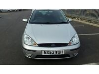 2010 Ford Focus 1.8 central london