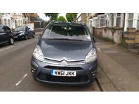 Citroen C4 Grand Picasso 1.6 HDi Exclusive Automatic 7 SEATER MPV