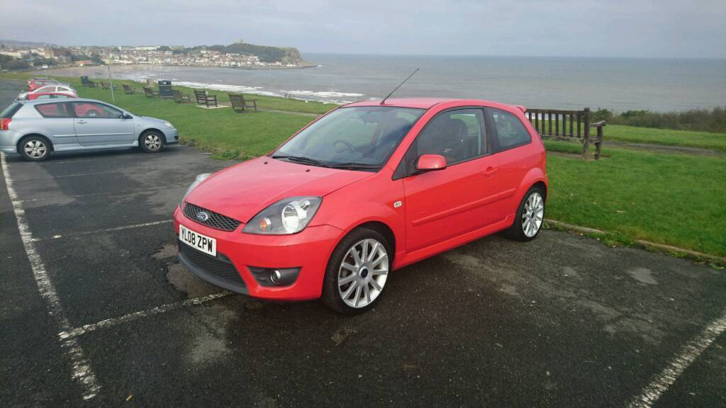 08 Ford fiesta ST low mileage