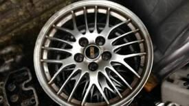 bbs genuine 17 inch alloy wheels, in very good condition 5x114.3 , HONDA, LEXUS, MAZDA