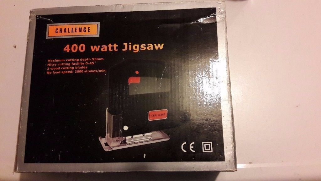 **BRAND NEW JIGSAW**NEVER USED**ONLY £10**BARGAIN**NO OFFERS**