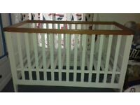 Mother care cotbed. Excellent condition. From smoke free home. Good strong , sturdy cot.
