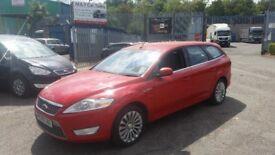 2008 (08 reg) Ford Mondeo 2.0 TDCi Titanium X 5dr Estate £1695 FOR SALE DIESEL 12 MONTHS MOT