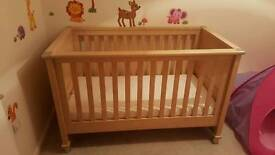 Mammas & pappas cot bed