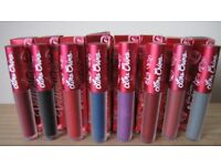 8 Lime Crime Velvetines in different colours - in original boxes