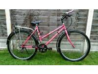Ladies townsend mountain bike