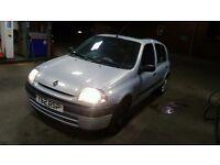 Clip 1.2 Mot 07.17 very good car ideal for 1st time buyer 5 doors £475