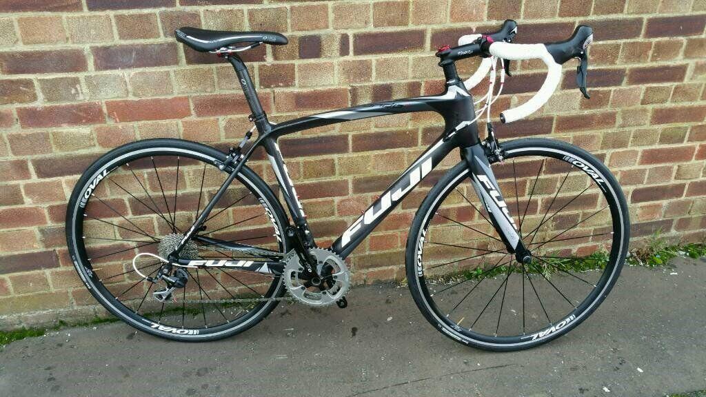 Fuji Granfondo Comp 2 1 Full Carbon Road Bike Full Shimano 105