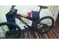Gt chucker mountain bike