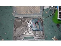Bosch GST 24 V Cordless Jigsaw Body Only not tested This is a bare unit with box no