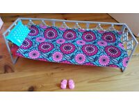 Barbie My Style Day Bed