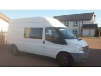 Ford Transit 350. Ideal camper project, may swap/px