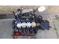 vauxhall nova e16se 1.6 8v engine