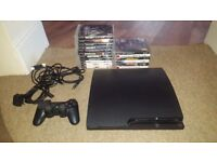 Xbox 360 + PlayStation 3 bundle! 2 x consoles + 17 PS3 Games!