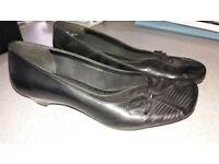 size 5 ladies clarks shoes