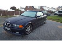 ** Bmw E36 318 Convertible Breaking **