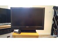 32' SONY HD TV