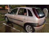 Vauxhall Corsa SXi 1.2 16v Y reg